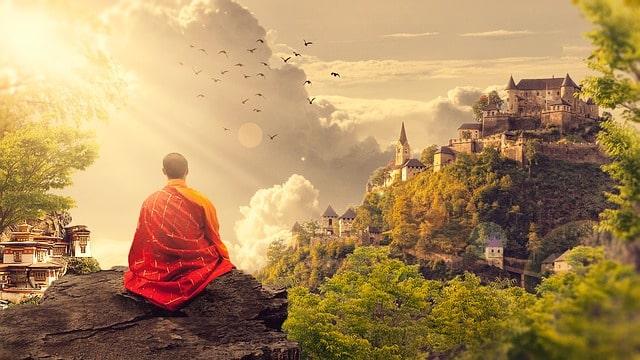La méditation pour l'eczéma au pied